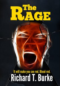 The Rage Front Cover New
