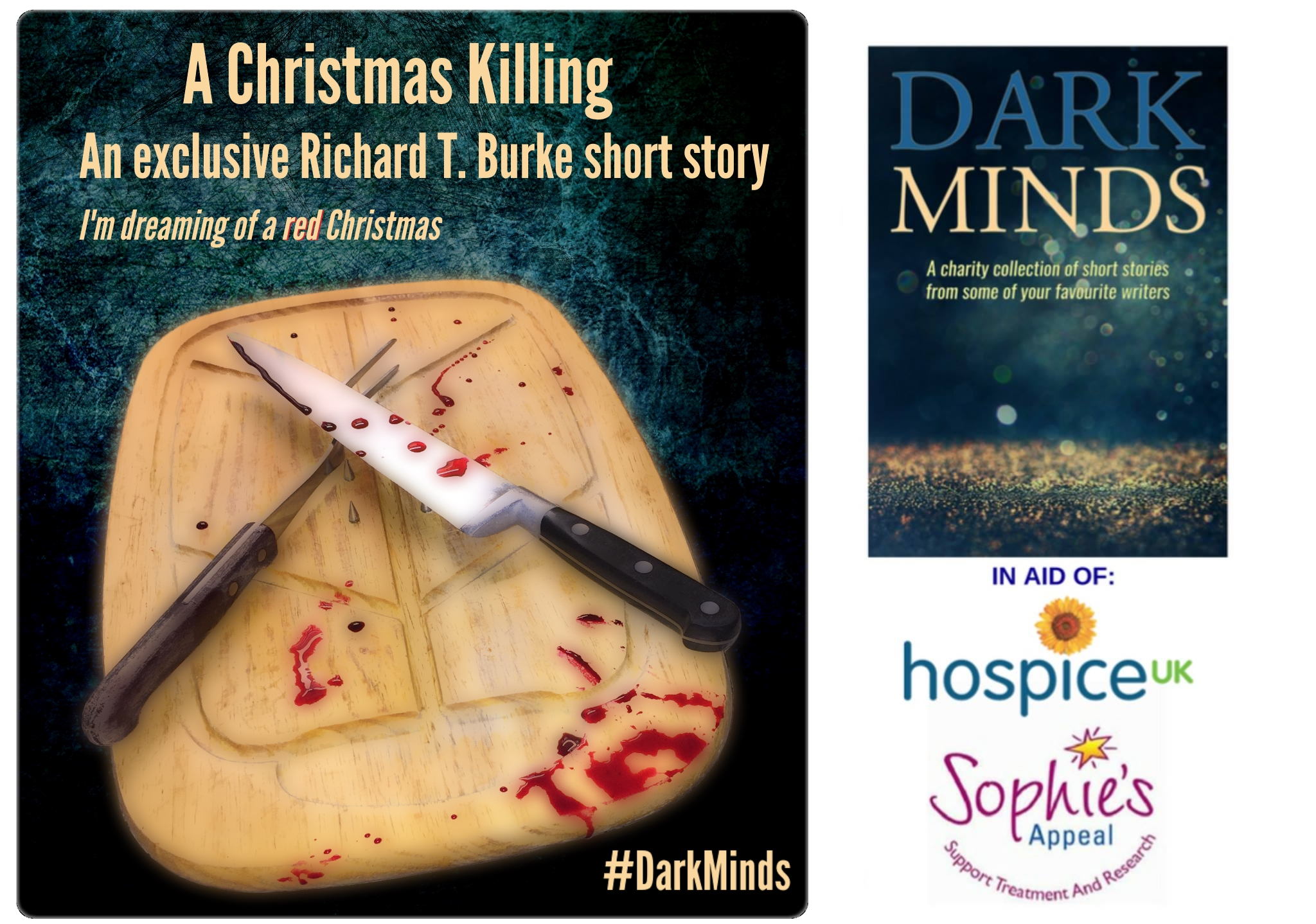 Dark Minds featuring A Christmas Killing